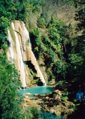 Pyin Oo Lwin Waterfalls
