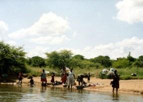 Zambezi River Trek