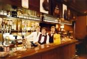 London - Tom Cribb Barman