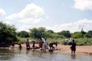 Zambian Villagers