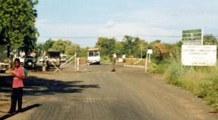 Zimbabwe Zambia Border