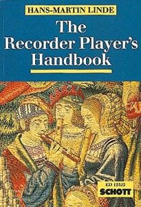 Linde - The Recorder Player's Handbook