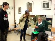 Guillermo, Féodora & Bob