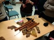 Flautas cilíndricas