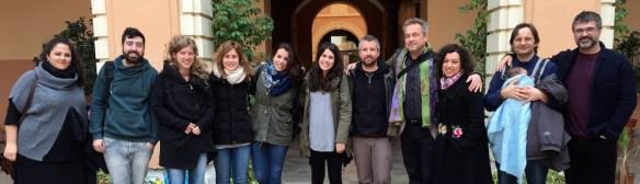 "Visita de <a href=""http://www.danlaurin.com"">Dan Laurin</a> a la clase de flauta de pico del Conservatorio Superior de Sevilla (2015)"