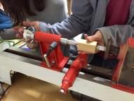 making recorder blocks with fernando paz - 05