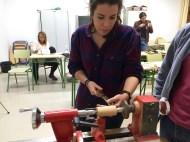 making recorder blocks with fernando paz - 06