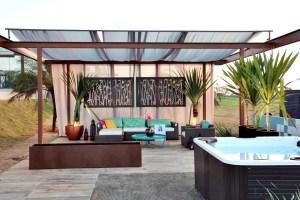 Bangalô Lounge | Arquiteta Flavia Medina | Casa Cor Campinas 2016