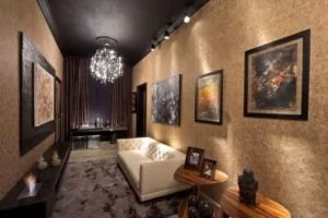 ambiente sala íntima casa cor campinas 2013 flavia medina