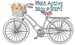 most-active-blog-award