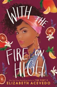 with the fire on high books reviewed for august 2019 monthly wrap-up