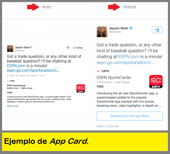 App-Card