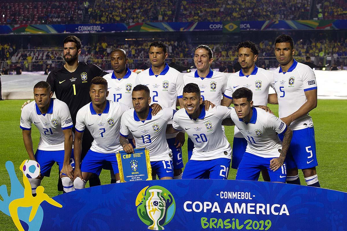 COPA AMÉRICA 2019: BRASIL X BOLIVIA