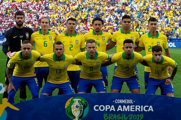 COPA AMÉRICA 2019: PERU X BRASIL
