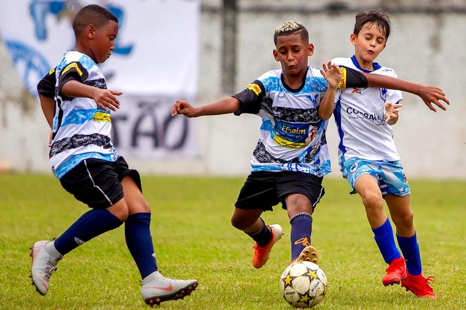 1ª Copa Robinho de Futebol de Base