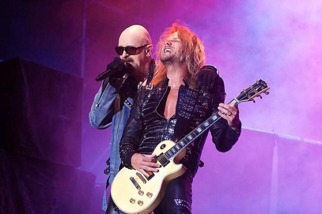 Judas Priest, show realizado no dia 10 de setembro de 2011 na Arena Anhembi em São Paulo/SP/Brasil