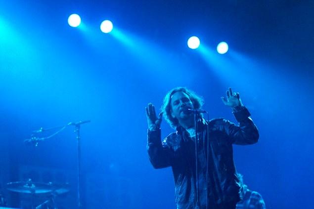 Pearl Jam, show realizado no dia 03 de novembro de 2011 no Estádio do Morumbi em São Paulo/SP/Brasil