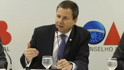 Claudio Lamachia, presidente nacional da OAB. Foto: Reprodução CFOAB