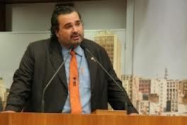 Lider do governo, Clàudio Janta surpreende, e ataca ato do prefeito na Justiça. /Foto Divulgação