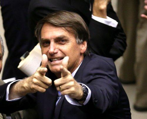 Jair Bolsonaro esteve ontem no Rio Grande do Sul,em visita relâmpago. Foto Divulgação/Câmara dos Deputados