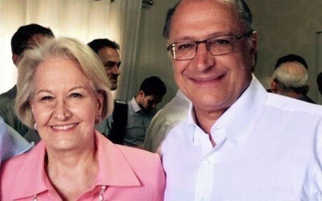 ALCKMIN E ANA AMÉLIA APOSTAM NO RÁDIO E NA TV