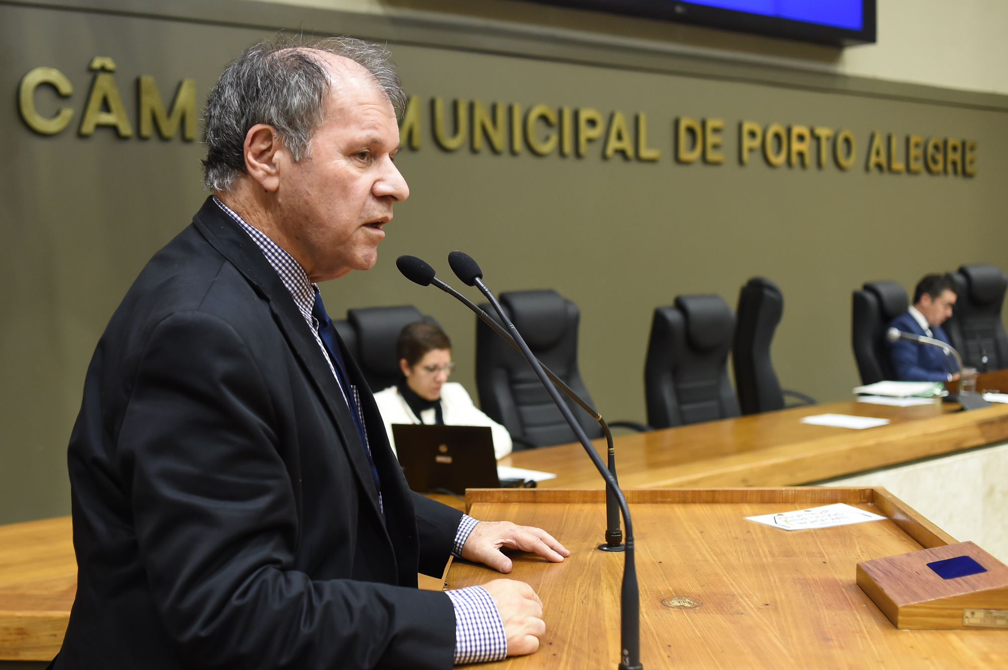 Eduardo Neubarth Trindade receberá título de Cidadão Emérito