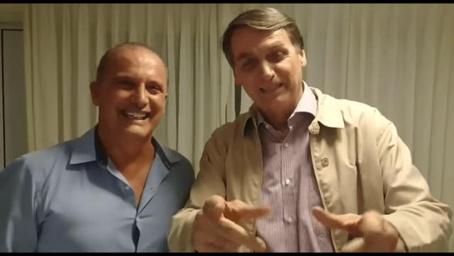 ONYX TRABALHA DURO PARA CONSEGUIR GOVERNABILIDADE DE BOLSONARO NO CONGRESSO