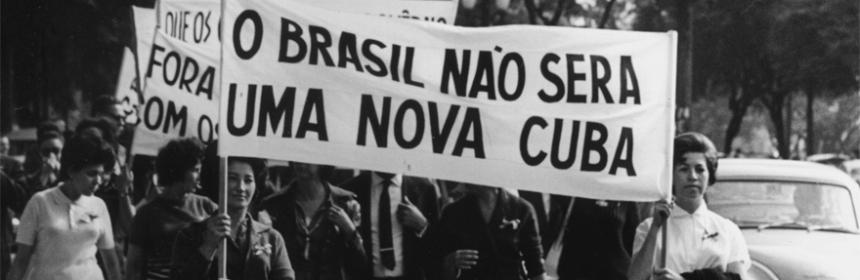 SEM A REVOLUÇÃO DE MARÇO, ESCOLHA: SERÍAMOS CUBA, CORÉIA DO NORTE OU VENEZUELA?