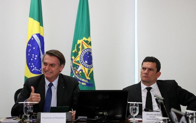 PARANÁ PESQUISAS DIZ QUE 59,7% DOS BRASILEIROS QUEREM MORO NO STF