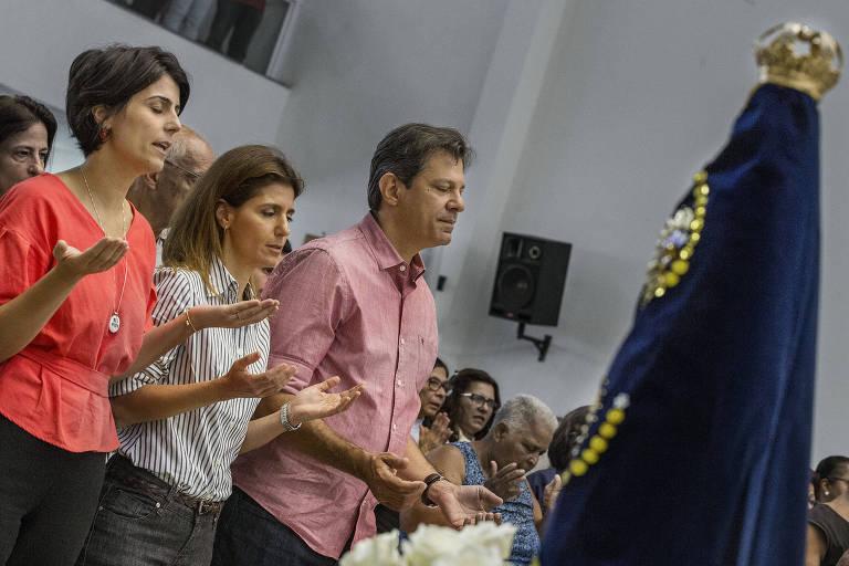 HADDAD PEGA QUASE CINCO ANOS DE PRISÃO EM REGIME SEMIABERTO POR CAIXA DOIS.