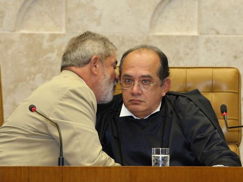 IDENTIFICADO RESPONSÁVEL PELO VAZAMENTO DE DADOS FISCAIS DO MINISTRO GILMAR MENDES