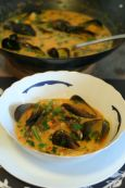 Curry de peste cu limeta