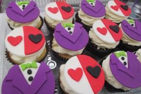 joker heart cupcake toppers 2
