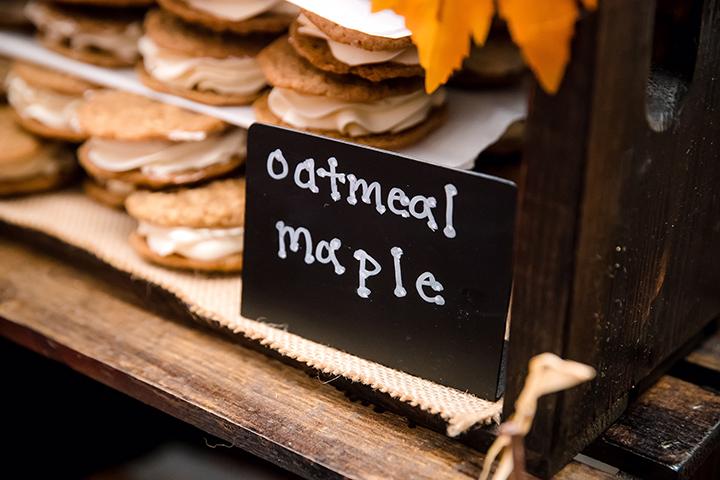 Whoopie Pie Wedding Cake display 6
