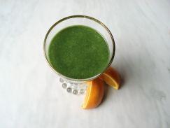 Anti-Inflammatory Orange Avocado Chia Smoothie