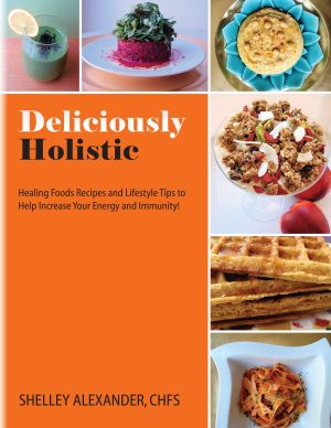 Deliciously Holistic JPG Front cover