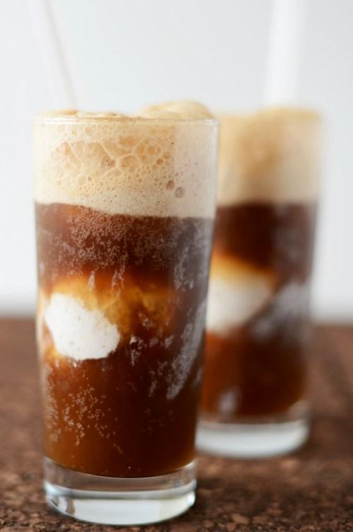 Mocha Beer Float