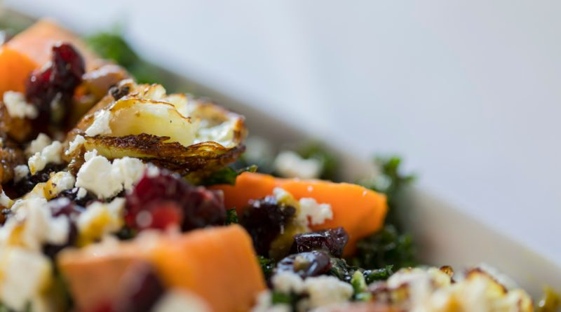 A Thanksgiving Side Dish To Keep Your Holiday Deliciously Green
