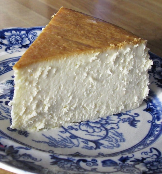 This recipe for New York Cheesecake has become the favorite of family and friends who've had the good fortune to be served this slice of heavenly goodness.