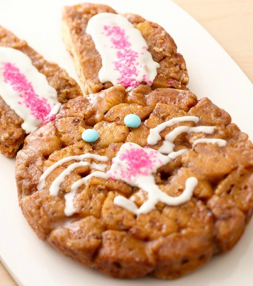 Easter Bunny Monkey Bread