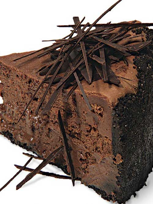 Recipe for Extreme Chocolate Cheesecake