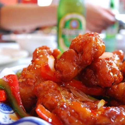 Recipe for Gluten Free General Tsos Chicken