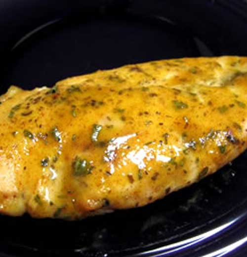 Recipe for Honey Mustard Chicken