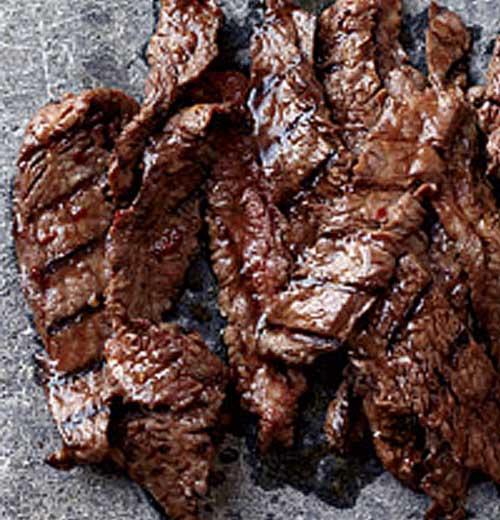 Korean Sizzling Beef