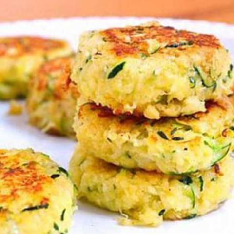 Recipe for Zucchini Cakes