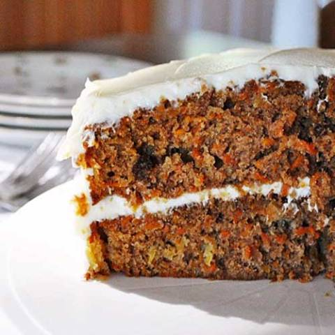 Recipe for the Best Ever Carrot Cake