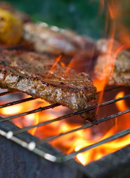 Juicy Grilled New York Strip Steak