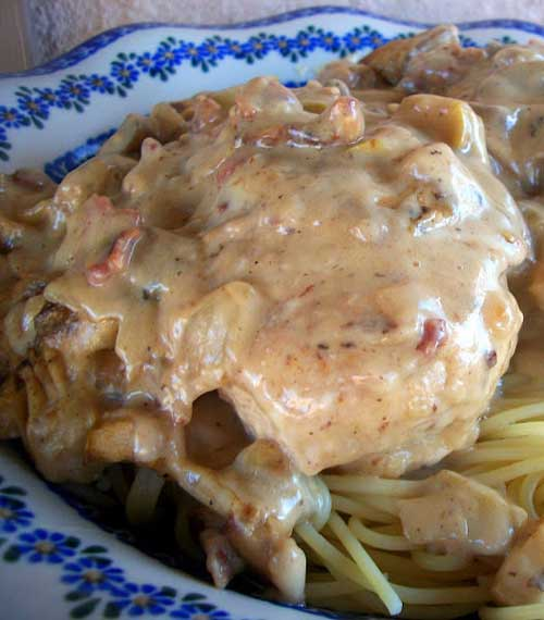 Here is another recipe that is amazing and didn\'t disappoint! Seriously delicious and definitely a comfort meal!