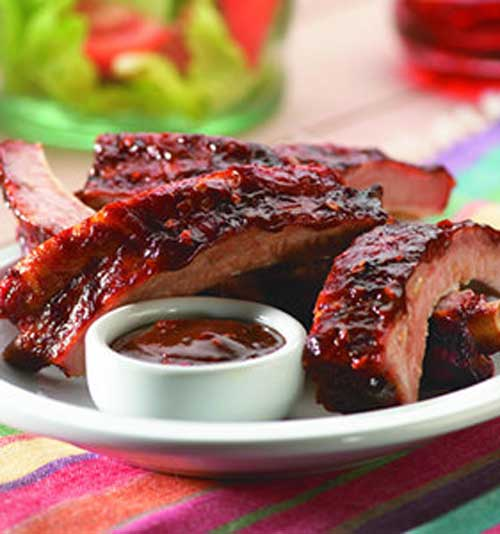 Southern barbecue offers a distinctive style and unique flavor. Try this tempting Southern Style recipe for Country-Style Ribs. #ribs #bbq #dinnerideas