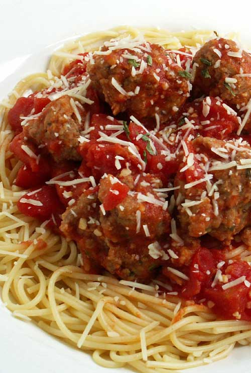 """It turns out, not everyone thinks of the spaghetti and meatballs version of """"On Top of Old Smokey"""" when they think of spaghetti and meatballs. And no, not one single meatball met it's fate by rolling on the floor and out the door from someone sneezing."""